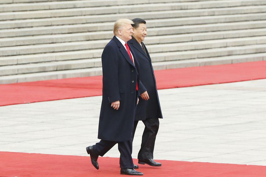 تشدید جنگ تجاری ترامپ با چین