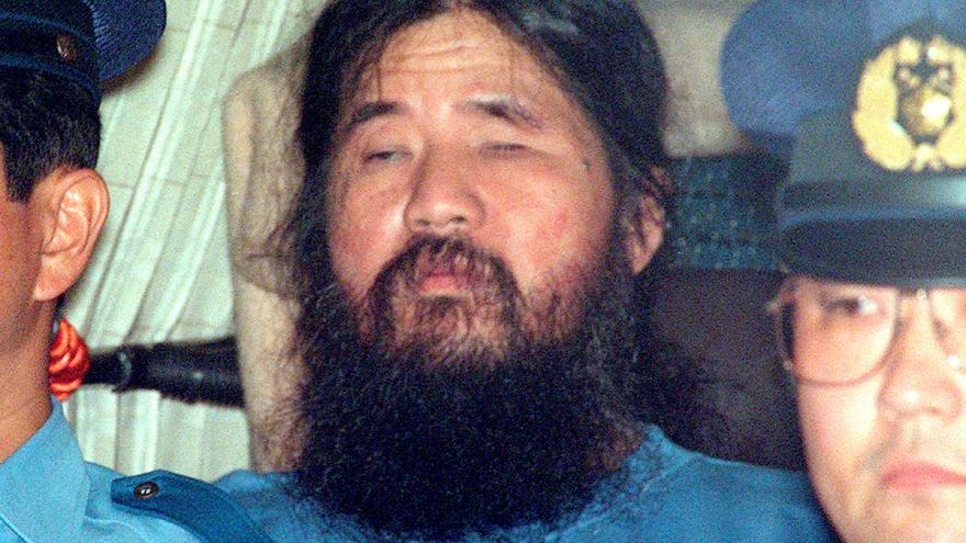 اعدام عاملان حمله با گاز سارین به متروی توکیو در سال 1995