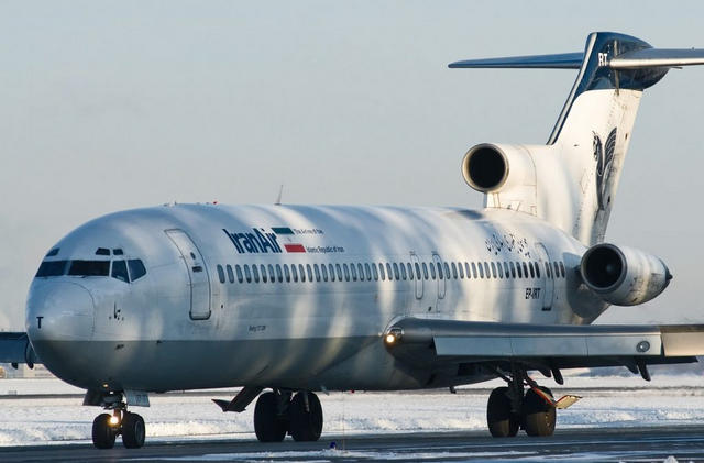 هواپیماهای مسافربری ایران را بهتر بشناسیم