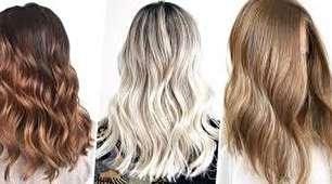 ترکیب رنگ مو، 17 فرمول رنگ مو ی پرطرفدار