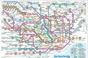10 شبکه پیچیده مترو جهان (+فیلم)
