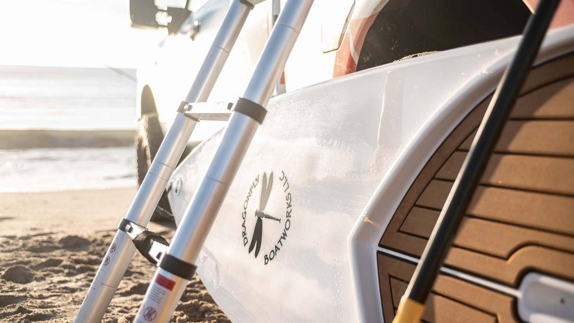 خودرو نیسان برای سفرهای ساحلی