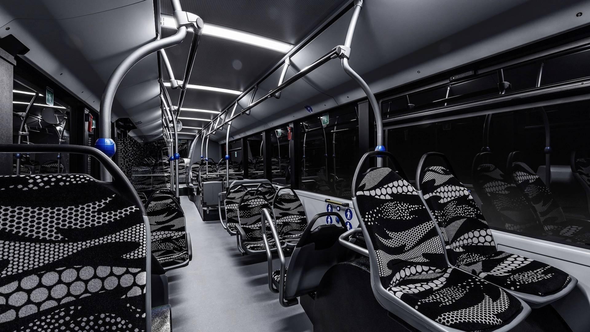 ئیسیتارو، اتوبوس الکتریکی بنز