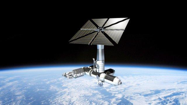 طراحی اولین هتل فضایی جهان آماده شد