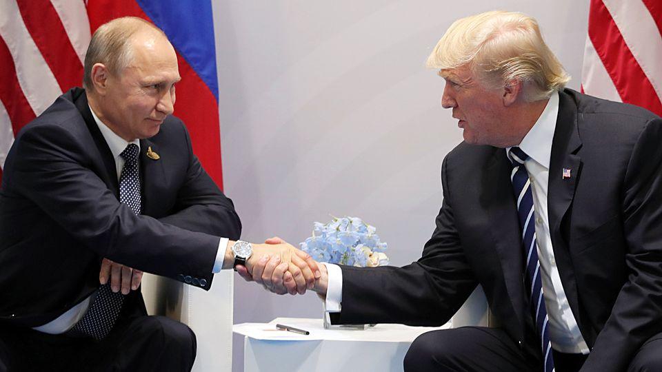 واشنگتن پست: توافق ترامپ و پوتین برای خروج ایران از سوریه