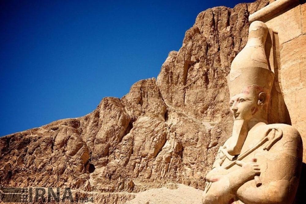 اولین فرعون زن مصر (عکس)