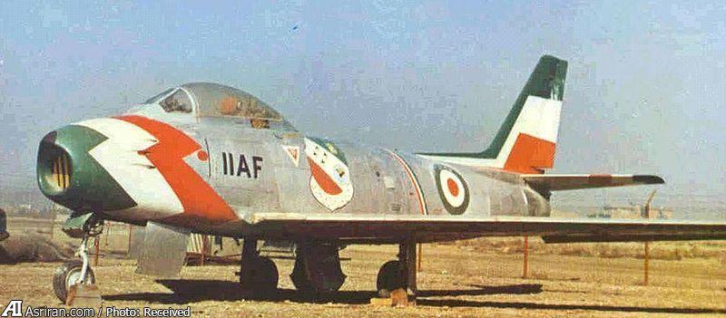 ایران از کدام هواپیمای جنگی اش 30 فروند به پاکستان داد؟ (+عکس)