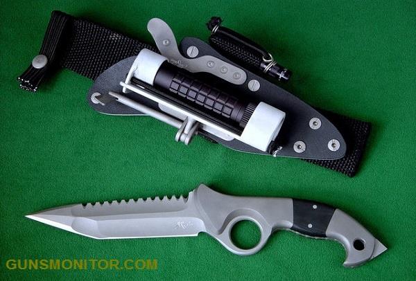 چاقو؛ از گورخا تا یمام صهیونیست ها! (+تصاویر)