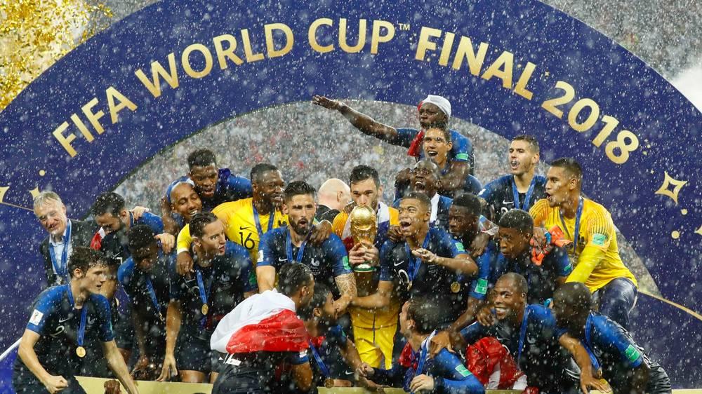 فرانسه قهرمان جام متوسط ها شد؟