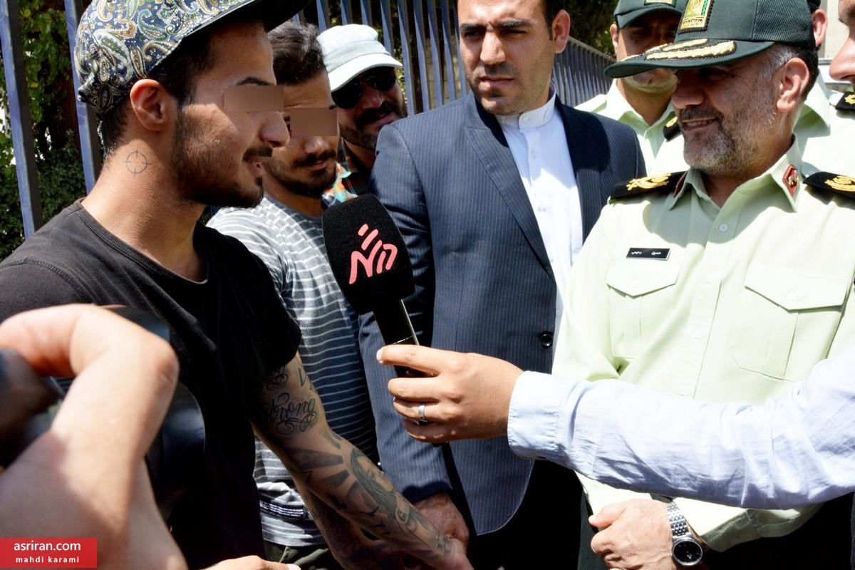 احضار 18 نفر از نوچههای سلطان سکه/ دستگیری 50 اوباش زیر سن 18 سال