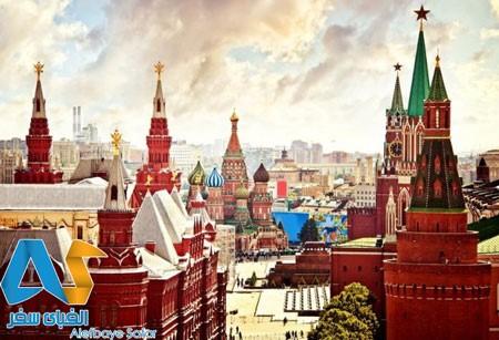 سفر به مسکو در فصل تابستان