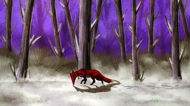 نمایش انیمیشن «روباه» در دو جشنواره جهانی