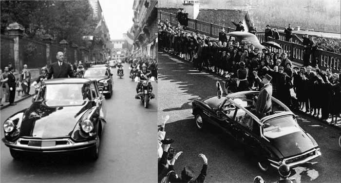 خودروهای رهبران جنگ جهانی دوم/ چرچیل سوار بر دایلمر آلمانها
