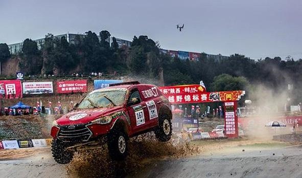درخشش جک S7 در رقابت های مووتور کراس چین / شاسی بلند جدید کرمان موتور موفق به کسب ۳گانه رقابت های