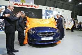خودروی جدید سایپا در شیراز رونمایی شد/ رهام به بازار ایران می آید (+عکس و مشخصات فنی)