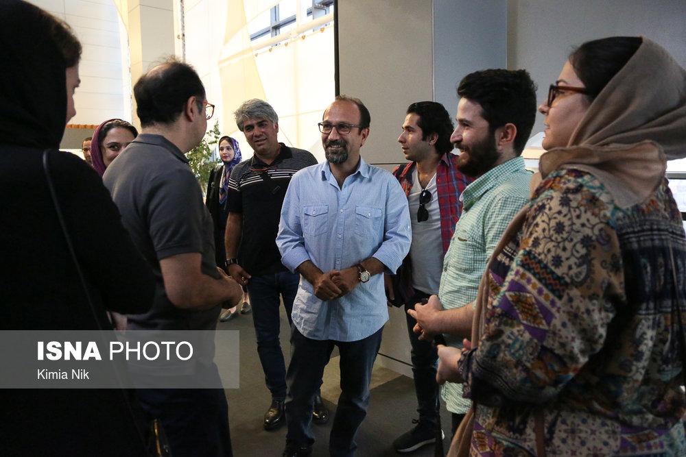 اصغر فرهادی: من کار عجیب و غریبی نمیکنم