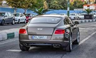 خودروی 6 میلیاردی انگلیسی در تهران (عکس)