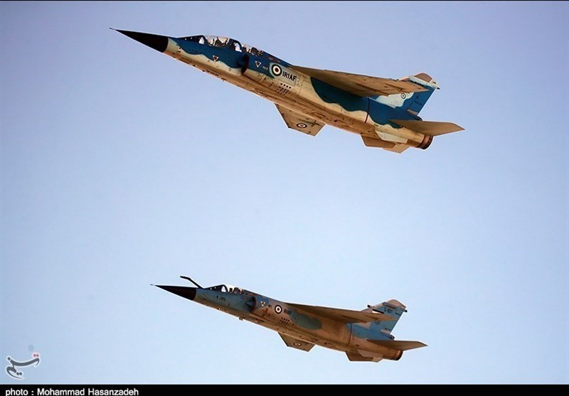 پرواز جگندههای میراژ F-۱ نهاجا (+عکس)