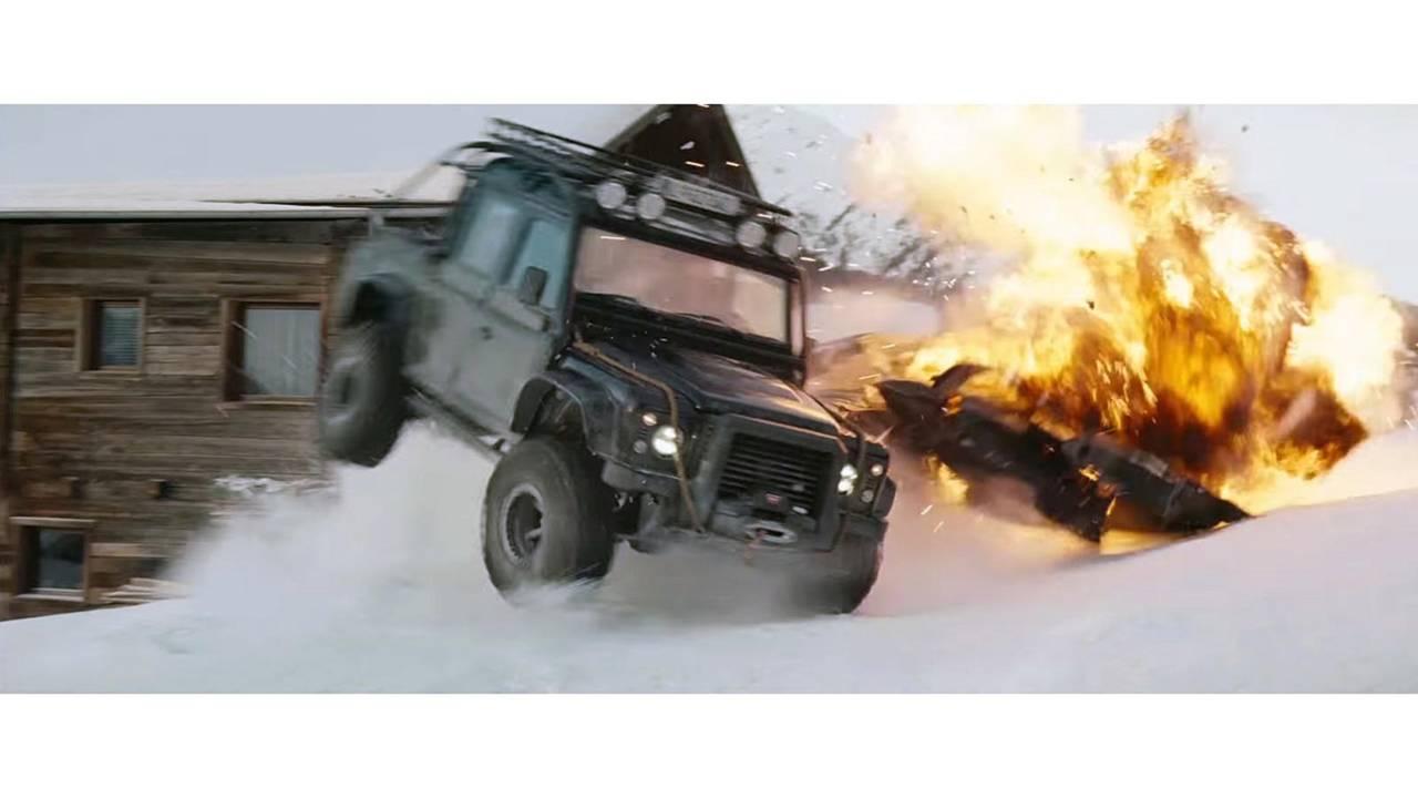 خودروی جیمز باند به حراج میرسد
