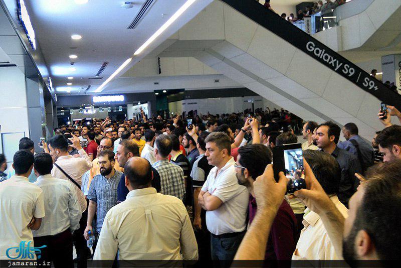 تجمع کسبه علاء الدین و چارسو در اعتراض به وضعیت قیمت ارز (+عکس)