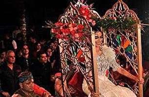 عروسی مجلل 5 میلیون دلاری در آنتالیا (عکس)