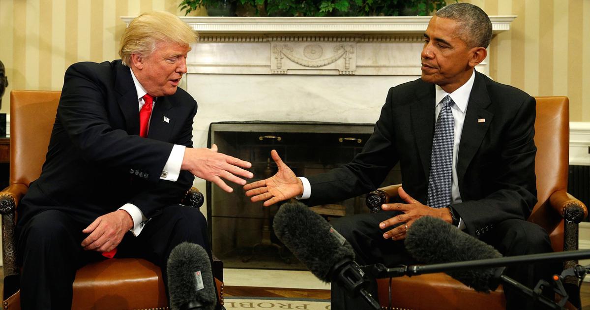 یک جمهوریخواه: ای کاش اوباما در کسری از ثانیه به قدرت برمی گشت