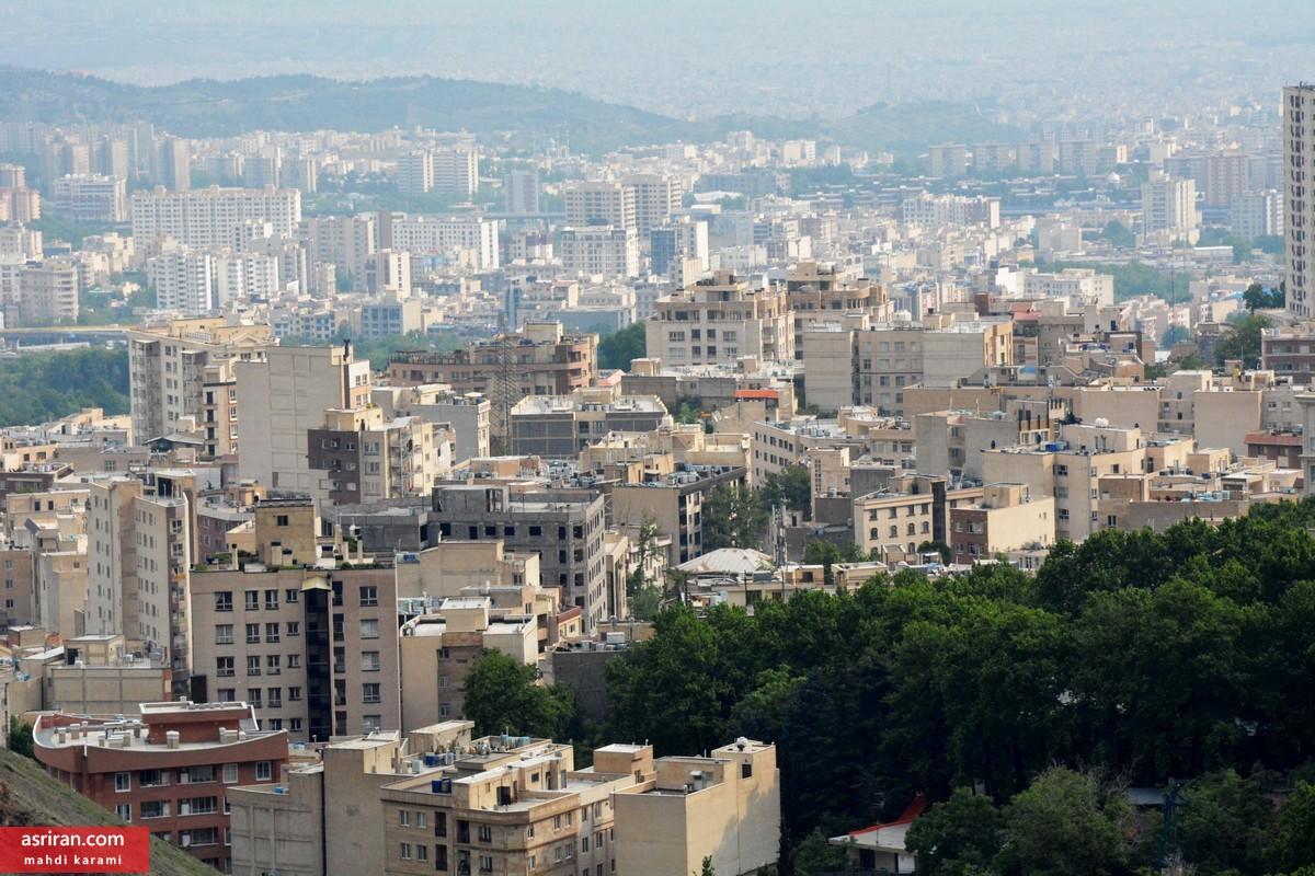 معاملات مسکن در کشور افزایش اما در تهران کاهش یافت