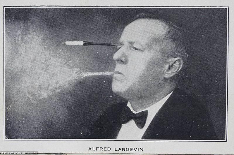 فواید دنبه برای پوست سیگار کشیدن عجیب یک مرد (عکس)