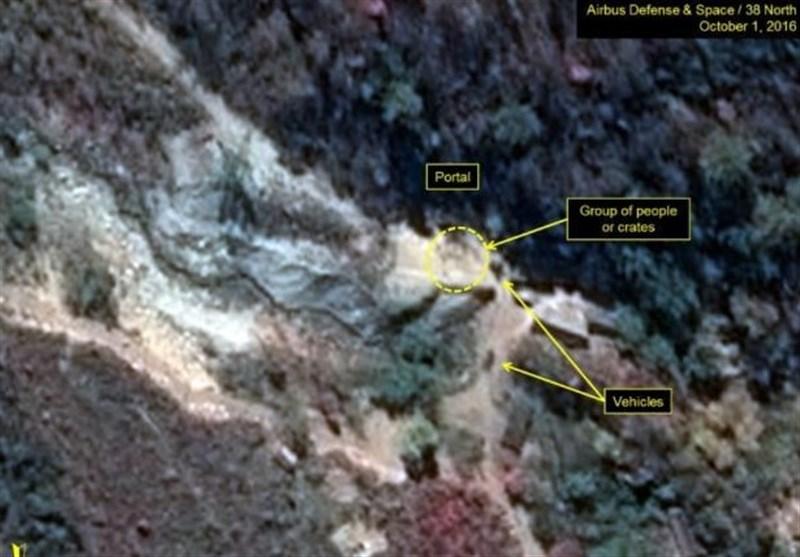 پیشرفت تاسیسات هستهای کره شمالی در تصاویر ماهوارهای (+عکس)
