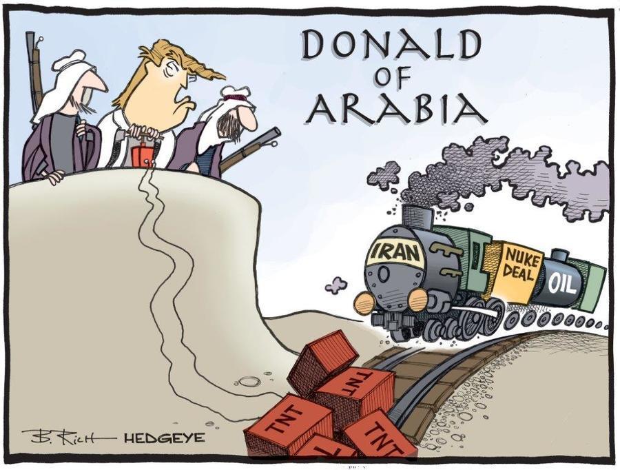 مواضع ضدونقیض دولت ترامپ درباره تحریم نفتی ایران