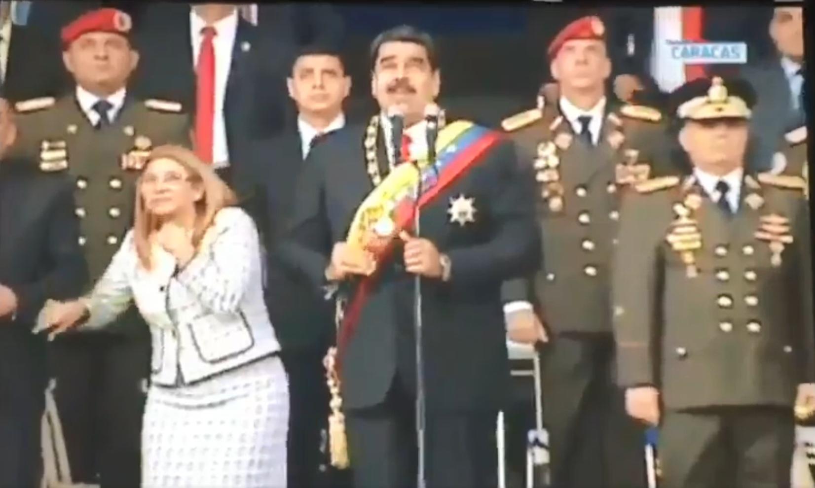 طرح ترور رئیس جمهوری ونزوئلا ناموفق ماند