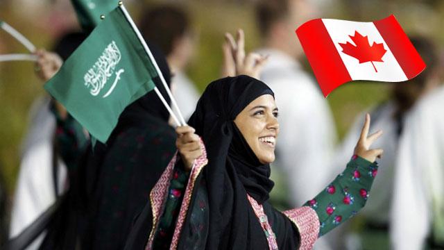 عربستان سعودی با کانادا قطع رابطه کرد