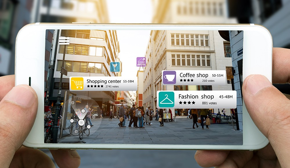 واقعیت افزوده؛ از تکنولوژی گیم تا ابزاری برای بازاریابی