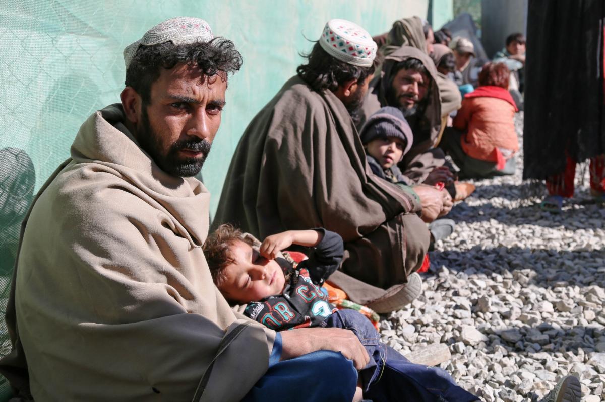 سازمان بینالمللی مهاجرت: خروج نیم میلیون مهاجر افغان از ایران