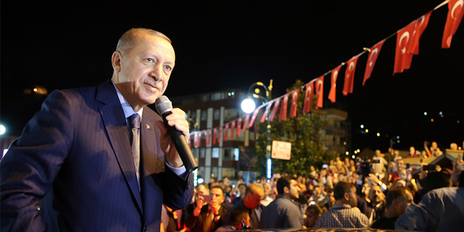 واکنش اردوغان به دلار 6 لیری: اگر آنها دلار دارند ما هم خدا را داریم