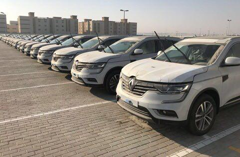 آغاز تحویل خودروهای خریداری شده خارجی رنو با ارز دولتی در هفته های آتی