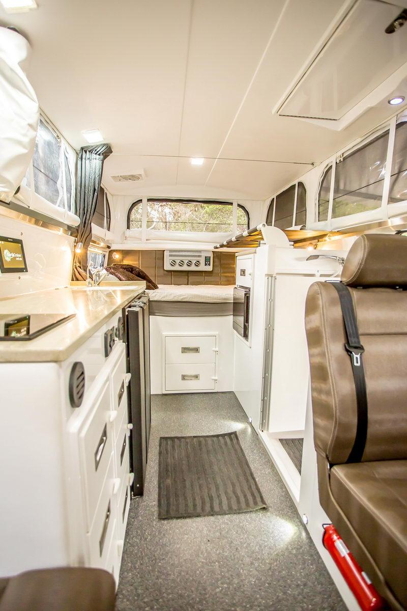 خودروی مسافری بنز/ یونیماگ  خانه سفری آینده (+عکس)
