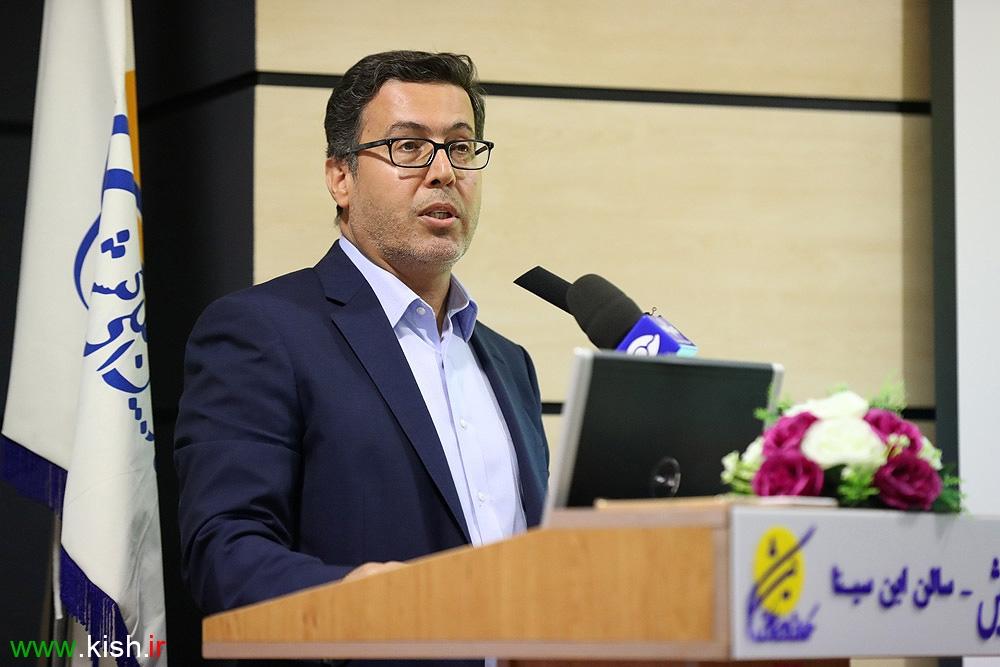 مدیرعامل منطقه آزاد کیش: اخلاق و فرهنگ ارتباطی باید هم سو با رشد تکنولوژی تکامل یابد