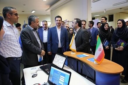 بازدید مسئولان وزارت کشور از دستاوردهای توسعه دولت الکترونیک شرکت آبفای مرکزی