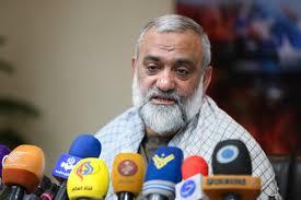 سردار نقدی: دشمن به روسپیهایی که حجاب خود را برمیدارند میگویند مخالف حجاب اجباری