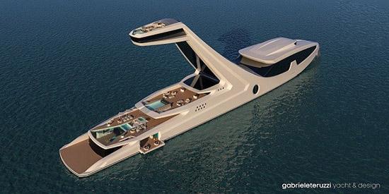 هیجان انگیزترین قایقهای تفریحی (+عکس)