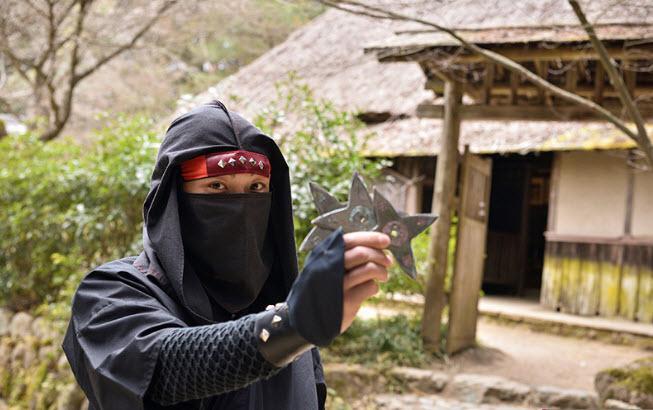 روستاهایی در ژاپن که هنوز نینجا دارند (+عکس)