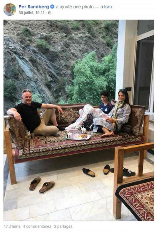 استعفای وزیر شیلات نروژ به دلیل انتقادات به سفر شخصی او به ایران (+عکس)