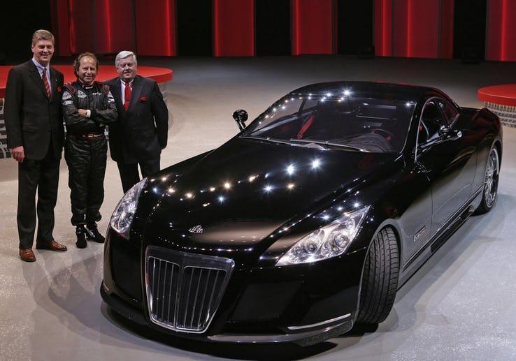 کشیدهترین و بالندترین خودروهای تاریخ