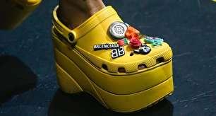 کفش پلاستیکی عجیبی که پرفروش شد (+عکس)