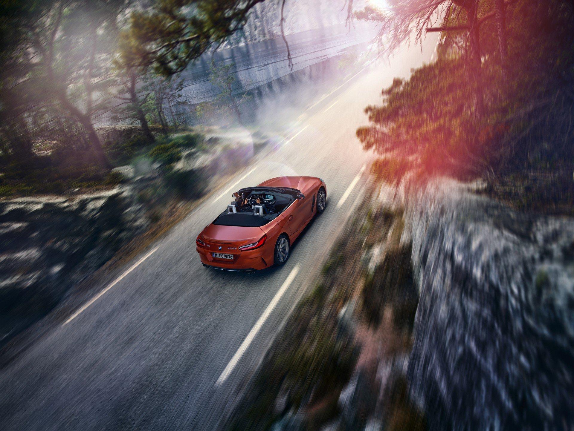 رونمایی از Z4 بامو مدل 2019