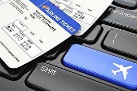 نرخ بلیت پروازهای خارجی کاهش یافت