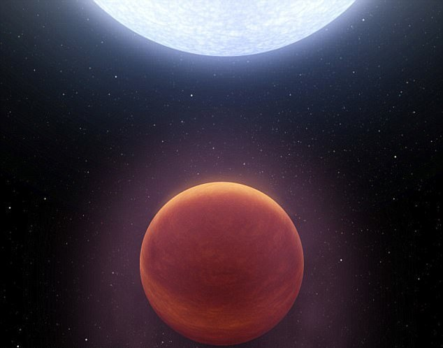 آتشینترین سیاره در جهان کشف شد (+عکس)