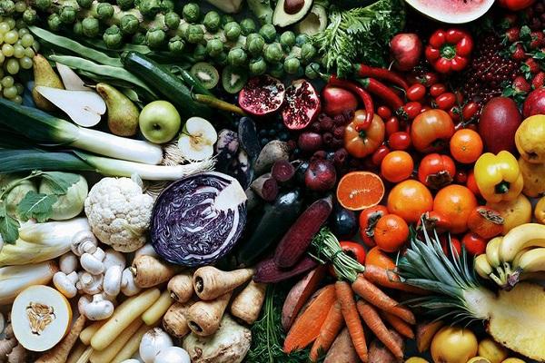 شرایط بدن در صورت مصرف ناکافی میوه و سبزیجات