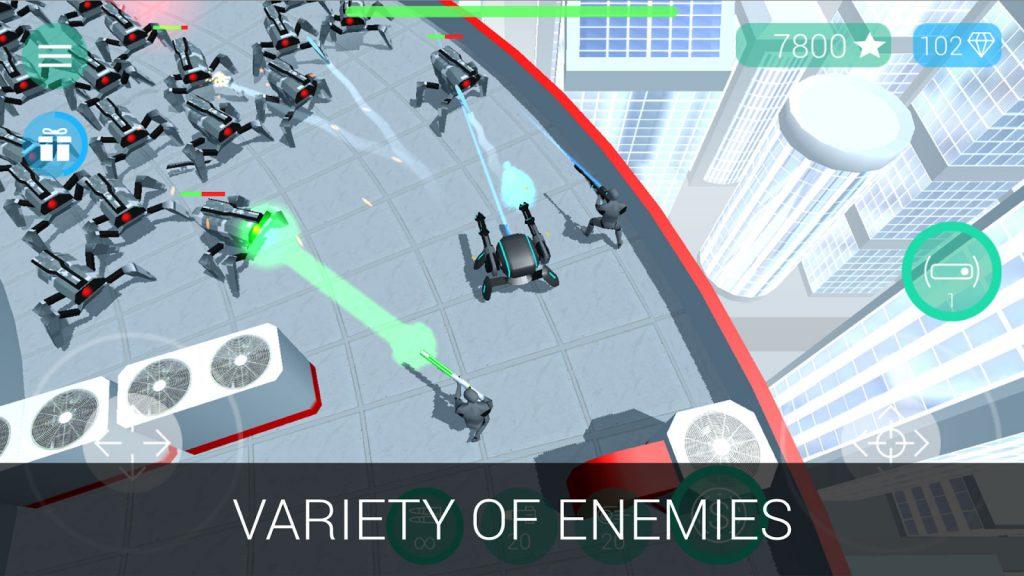 دانلود بازی موبایل نبرد فضایی